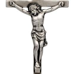 Krzyż srebrny. Golgota. 5,45 g Sklep Jubilerski Gold Urbanowicz