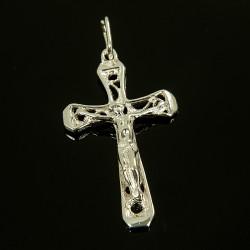 Srebrny krzyżyk. 1,5 g Krzyżyk ze srebra od Gold Urbanowicz
