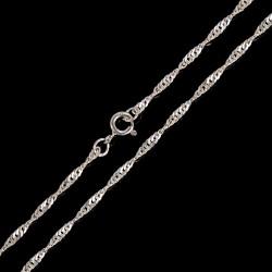 Łańcuszek srebrny. 3,6 g 60 cm. Gold Urbanowicz