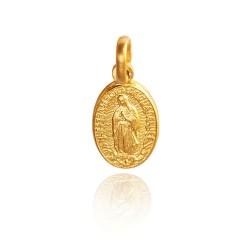 Matka Boża z Guadalupe. Złoty medalik 1,5 g Gold Urbanowicz