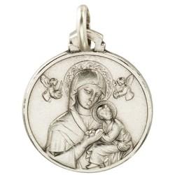 Matka Boża Nieustającej Pomocy 3,3 g 18mm, Gold Urbanowicz