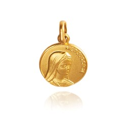 Matka Boska z Medjugorie. 4,0 g złoty medalik Gold Urbanowicz