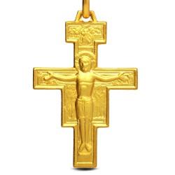 Shop online Gold Urbanowicz Złoty Krzyż Świętego Damiana 4.0g