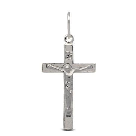 Delikatny, srebrny krzyżyk. 0,7g