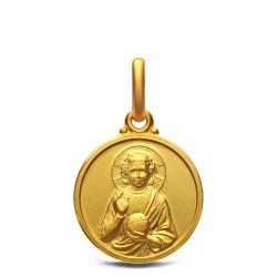 Mały Jezus 2,2 g Złoty medalik Gold Urbanowicz
