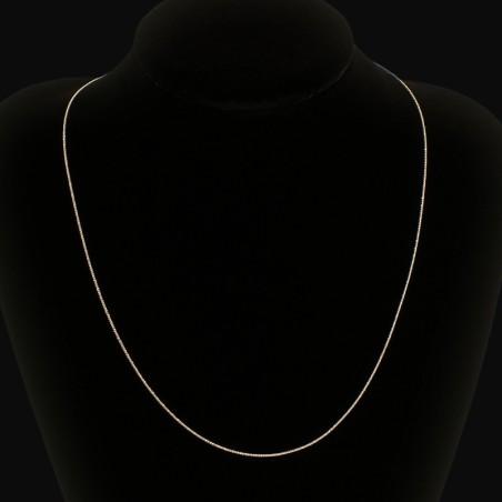 Piękny Łańcuszek ze srebra. 45 cm. 1,95 g