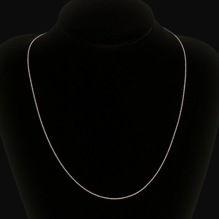Piękny Łańcuszek ze srebra. 50 cm. 2,05 g