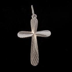 Srebrny krzyżyk. Pięknie lśni. 1,5 g Gold Urbanowicz