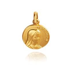 Matka Boska z Medjugorie. 1,75 g złoty medalik Gold Urbanowicz