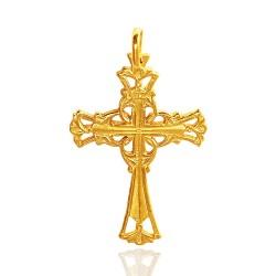 Złoty krzyż ażurowy. Idealny dla Kobiety.g  2,85g  Gold Urbanowicz