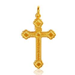 Złoty krzyżyk. Starannie wykonany. 2,4 g GoldUrbanowicz